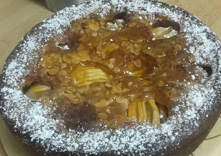 recette Gâteau aux pommes le délicieux