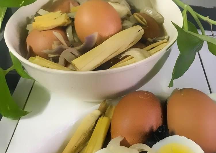 Telur Rebus Berempah