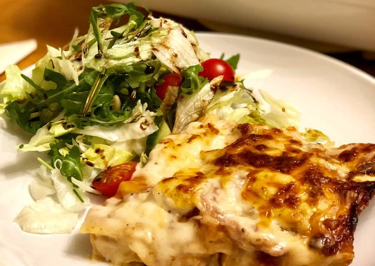 Easiest Way to Prepare Tasty My ultimate Highland Beef Lasagne