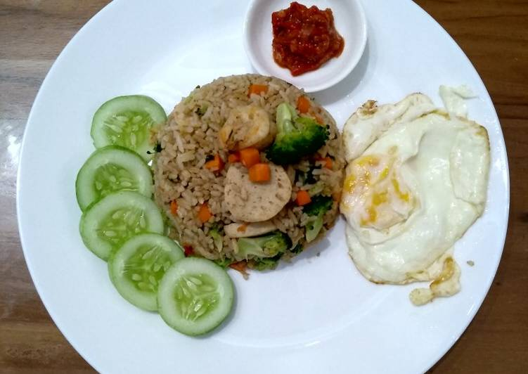 Nasi goreng malesia