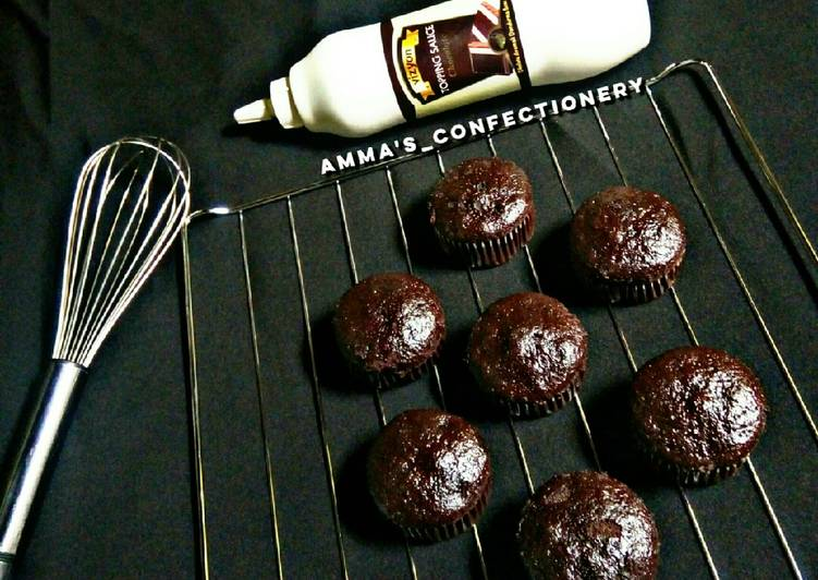 Step-by-Step Guide to Prepare Super Quick Homemade Chocolate Cupcake ll