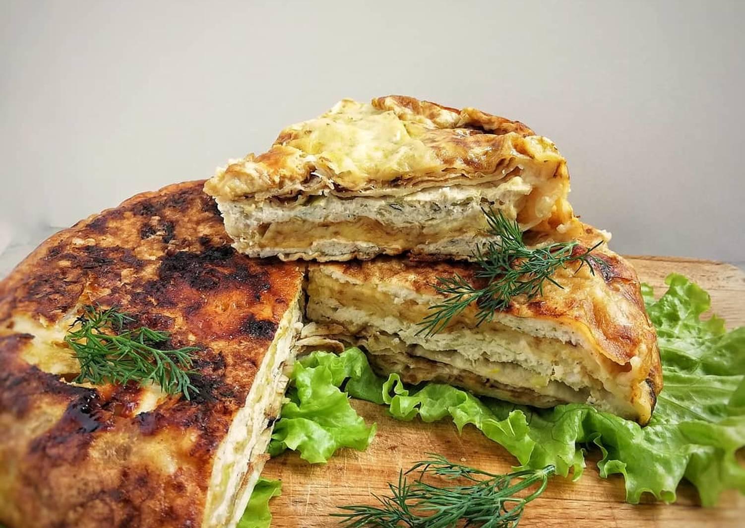куриный пирог рецепты с фото приложения том