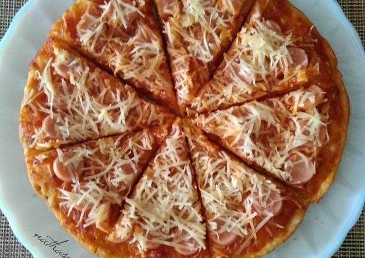 Pizza Tanpa Ulen