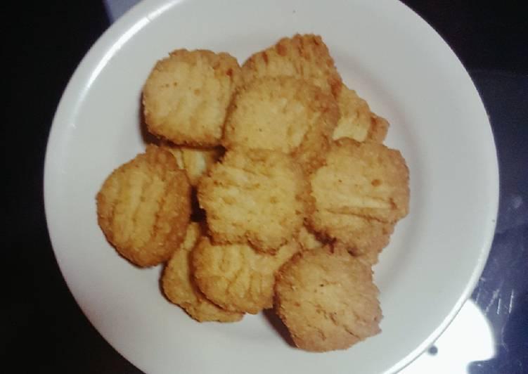 Butter Cookies Keju Kelapa