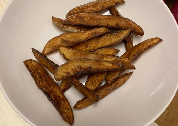 Frying Pan French Fries