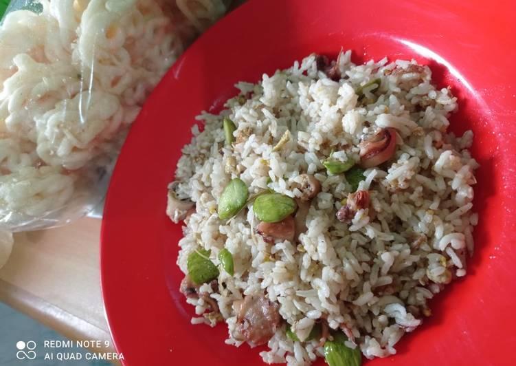 Nasi Goreng Rempah Seafood