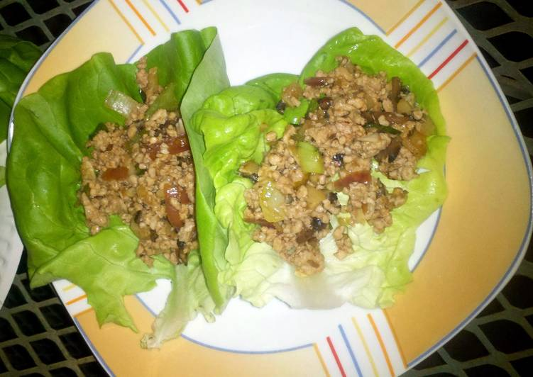 Easiest Way to Make Appetizing asian lettuce wraps