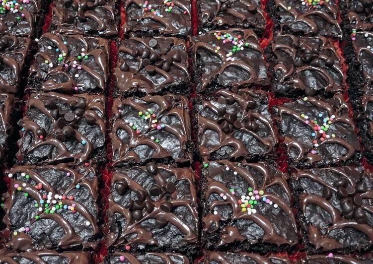 Brownies Mudah