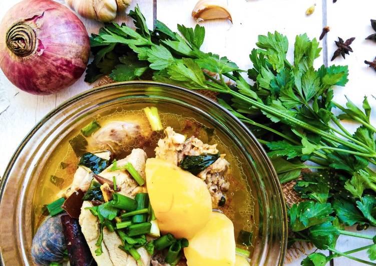 Sup Ayam Mummy #phopByLiniMohd #batch21 - velavinkabakery.com