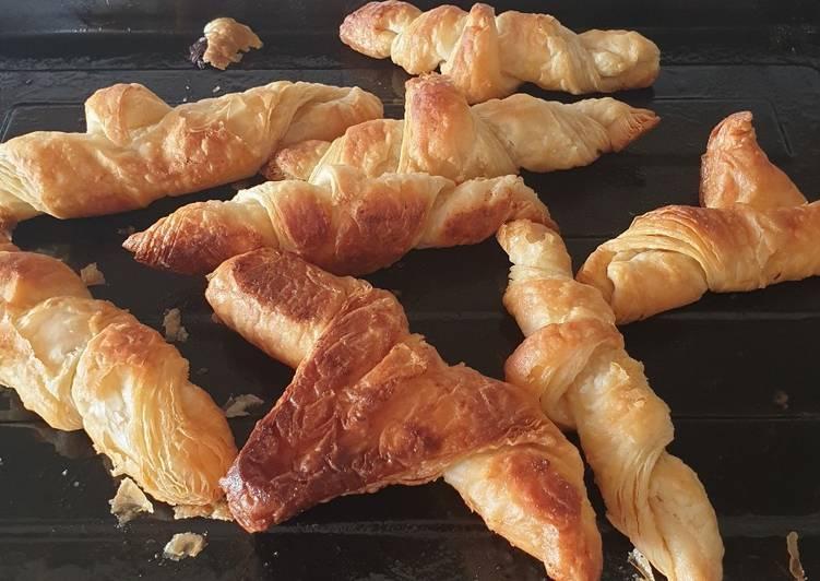 Croissants#weekly jikoni challenge