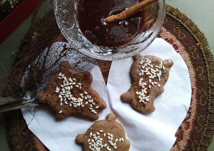 Resep Cookies Gambang Coklat#SeninSemangat#PekanInspirasi#BikinRamadanBerkesan yang Bikin Ngiler