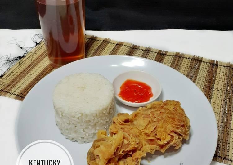 #70 Kentucky Fried Chicken Homemade