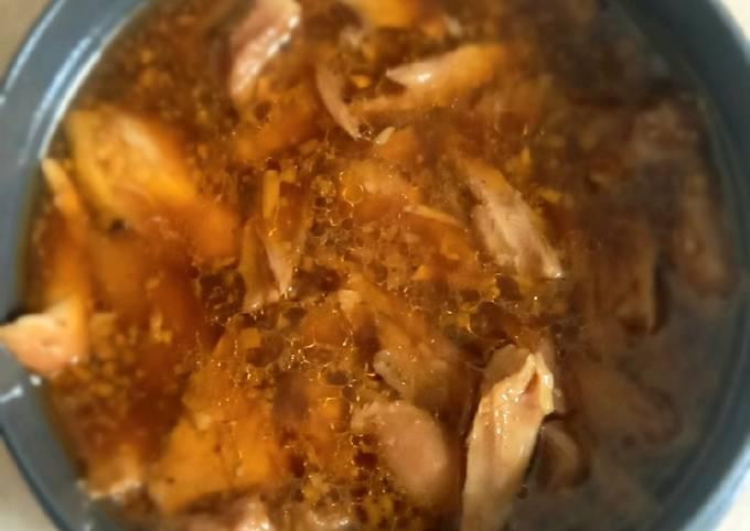 Ayam Kecap - resepdapurenak.com