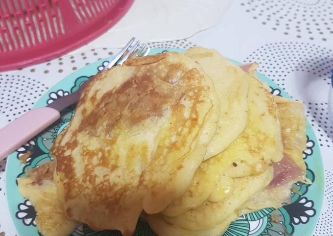 Spanish Pancakes