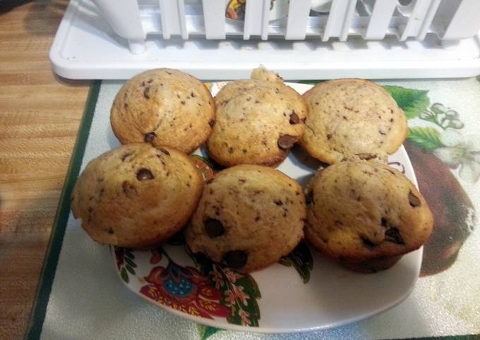 Recipe: Delicious Blueberries Muffins