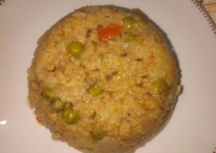 The Best Soft and Chewy Dinner Ideas Homemade Dalia upma