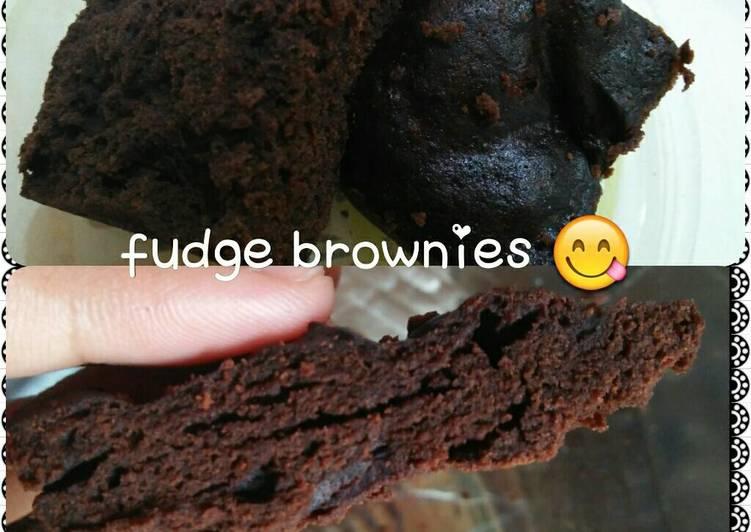 Cara Gampang Membuat Fudge Brownies kukus 😋, Lezat Sekali