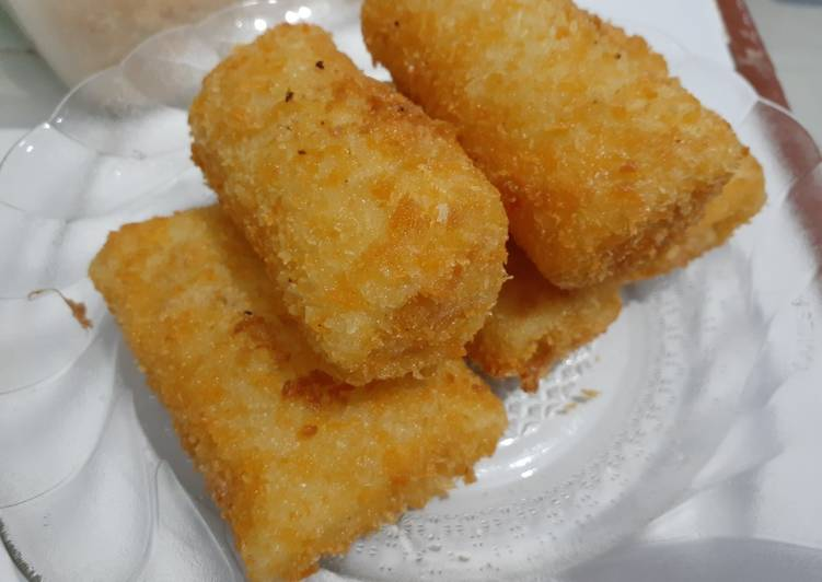 Risoles kentang wortel