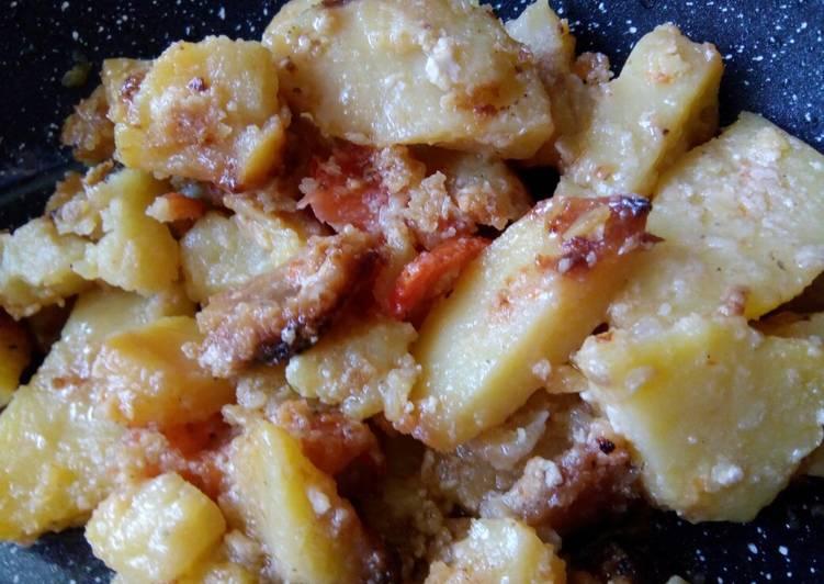 картошка по министерски рецепт с фото здесь