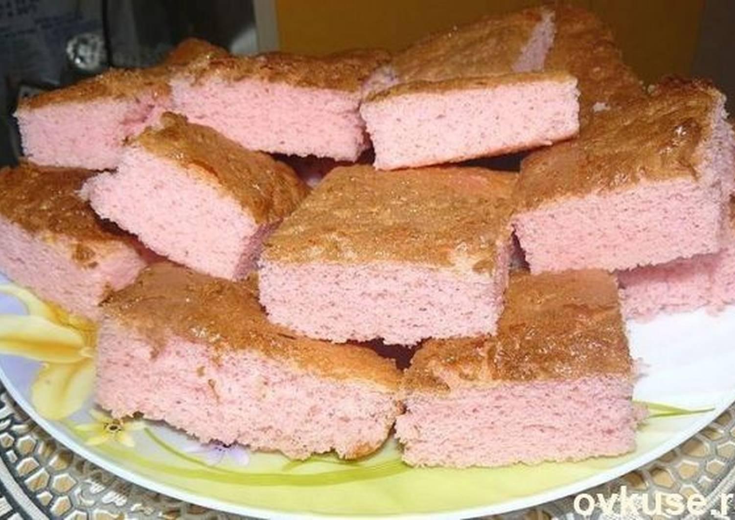 сказали пирог из киселя сухого рецепт и фото хозяйка