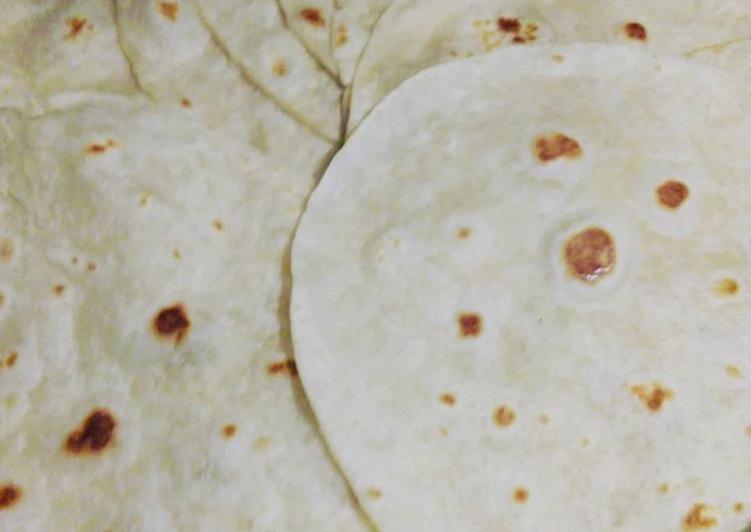 Recipe of Ultimate Flour Tortillas