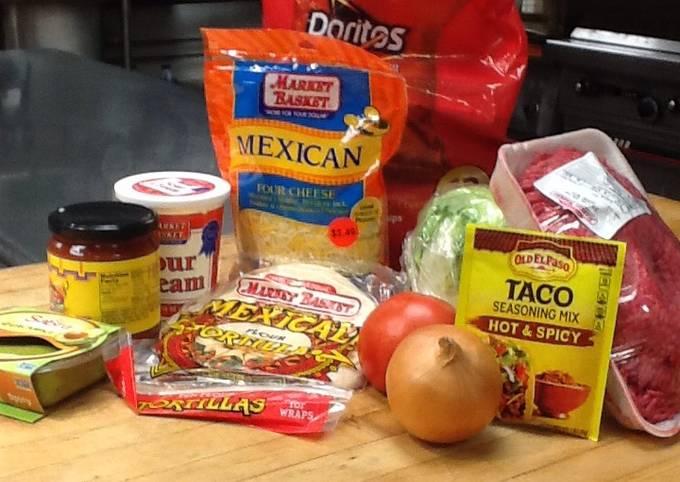 Tacos soft or crunchy