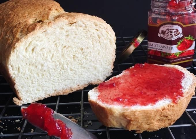 Snow White Bread