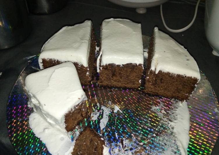 Step-by-Step Guide to Make Super Quick Homemade Chocolate cake