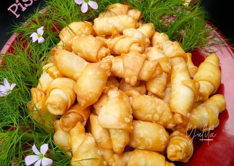 Resep Pisang Molen Mini Molen Unyil Oleh Yulita Latip Cookpad