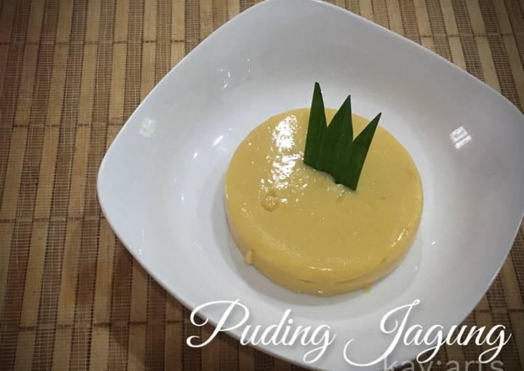 Puding Jagung - velavinkabakery.com