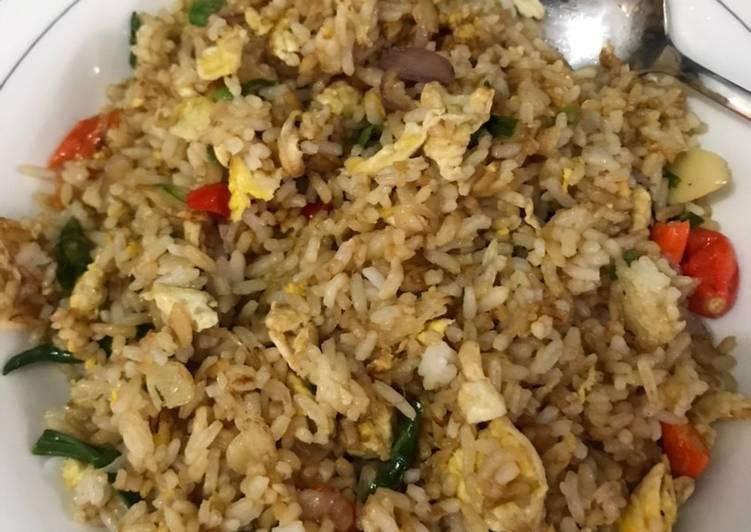 Permalink to Cara Mudah Memasak Nasi Goreng kampung Yang Nikmat