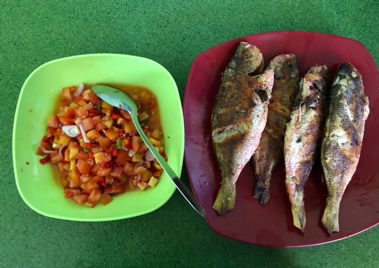 9 Resep Ikan Bakar Dabu Dabu Iris Anti Gagal Resep Masakan Khas Indonesia