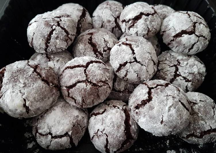 Step-by-Step Guide to Prepare Award-winning Chocolate Crinkles