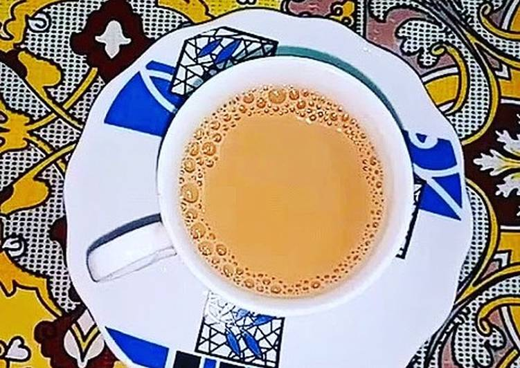 Recipe of Perfect Indian Tea/ Chai - Ginger,Cardamom and Cloves Tea
