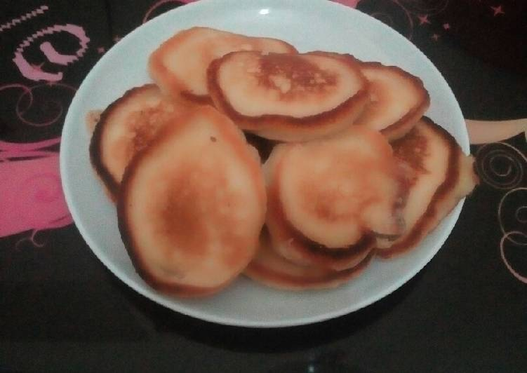 Easiest Way to Prepare Super Quick Homemade Fluffy pancake