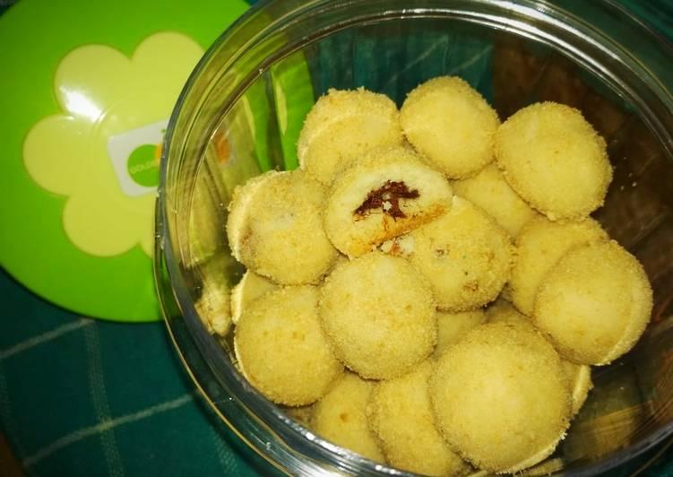 Onion Cookies (3 Bahan)
