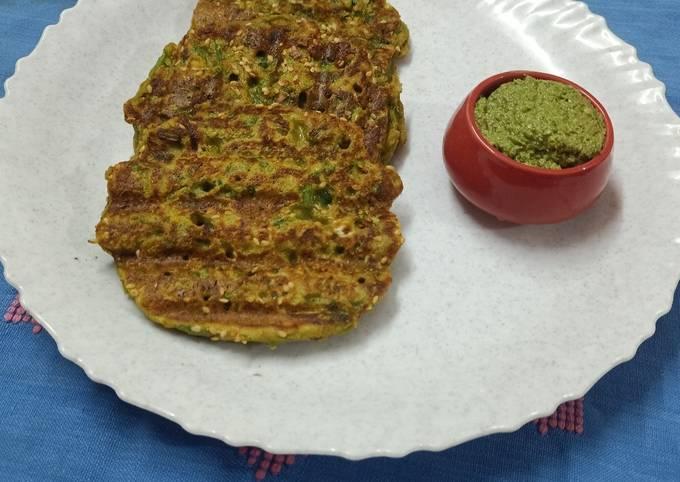 Grilled bajara chamchamiya