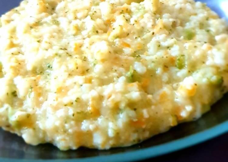 """Resep The healthiest porridge that you can make """"bubur sehat simple"""" Terenak"""