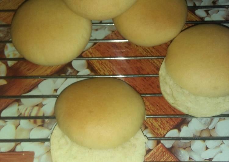 Roti burger mini