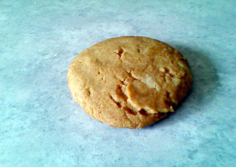 sugarmamabakeshop vegan peanut butter cookies