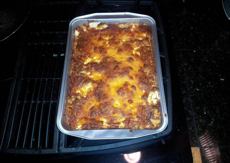 Recipe of Speedy Cornbread casserole
