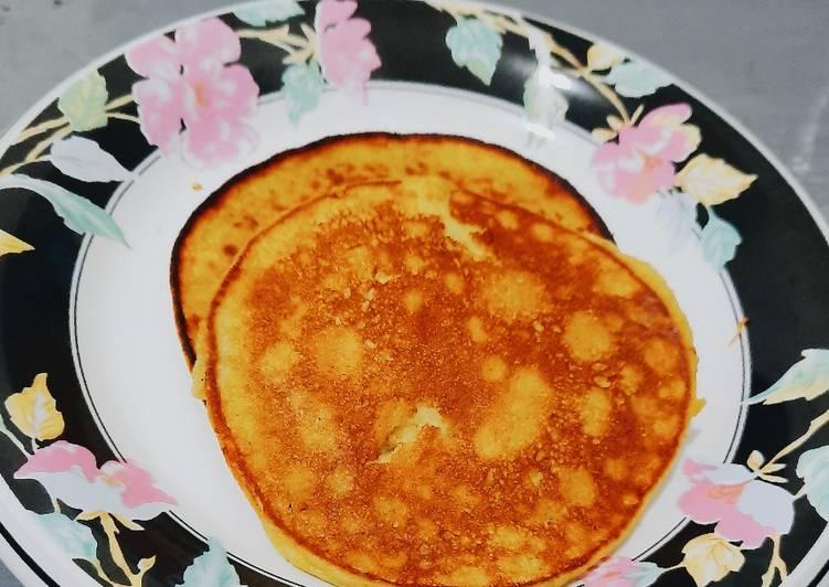 Pancake Pisang Snack Baby BLW