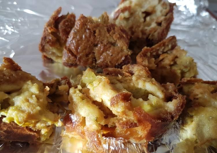 recette Cake salé au Comté et aux Asperges délicieux