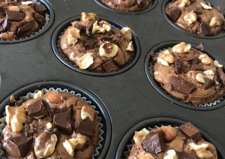 Easiest Way to Prepare Tasty Brownies individuels