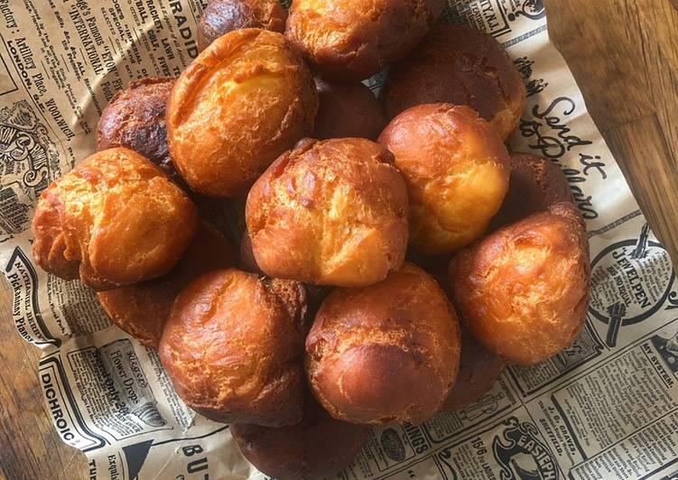 Gâteau bedoume (beignet africains)
