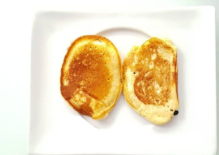 Comment faire Cuire Appétissante Pancakes moelleux 😍