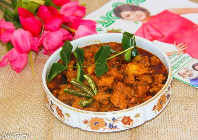 Kasaragod Style Beef Palli Curry