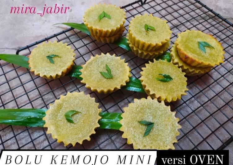 resep buat Bolu Kemojo Mini versi oven #34 - Sajian Dapur Bunda