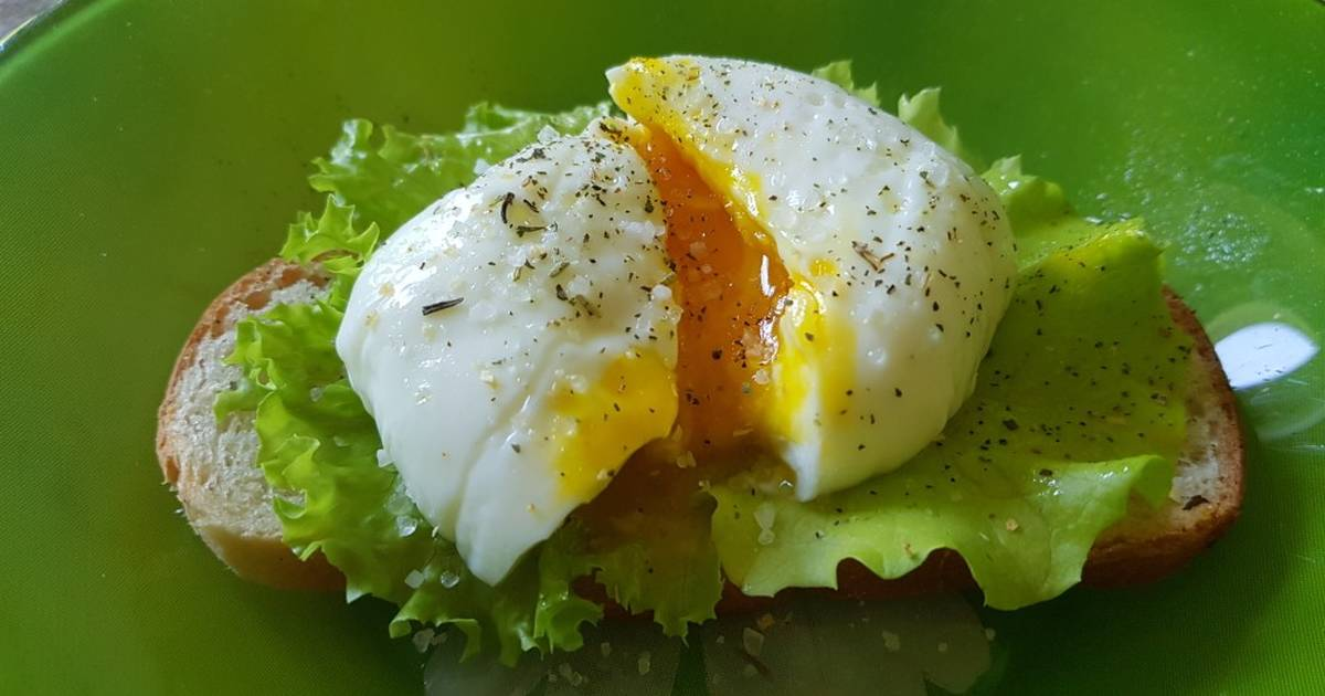 Яйца пошаговый рецепт с картинками