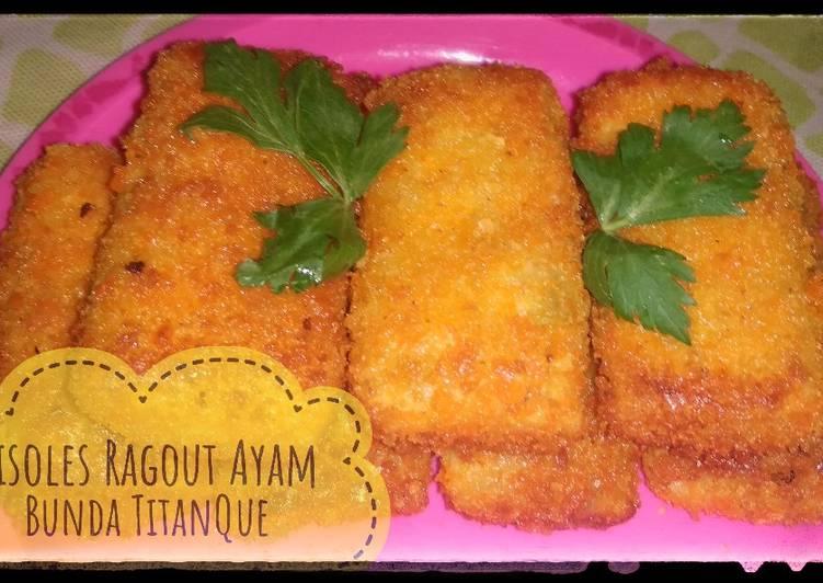 Risoles Ragout Ayam